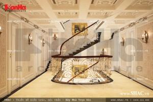 thiet ke noi that khách san sanh thang sang trong sh ks 0022 300x200 - Thiết kế nội thất khách sạn tại Ninh Thuận