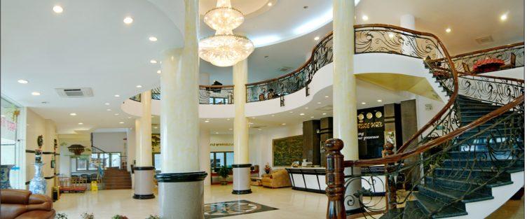 Thiết kế nội thất khách sạn tại Bắc Ninh