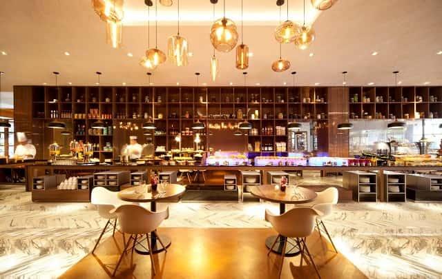 12 mẫu thiết kế nội thất nhà hàng đẹp sang trọng nhất 2016