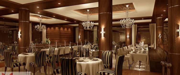15 mẫu thiết kế nội thất nhà hàng hót nhất 2016