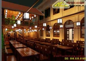 thiet ke noi that nha hang noi that nha hang12 300x213 - Thiết kế nội thất nhà hàng tại Tiền Giang