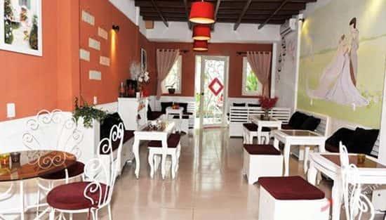 Tư vấn thiết kế nội thất quán cafe tại Phú Yên
