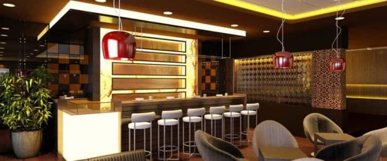 Tư vấn 7 mẫu thiết kế nội thất quán cafe tại Kon Tum