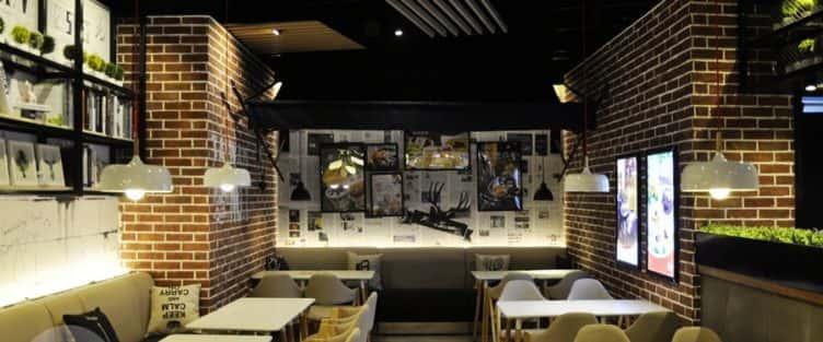 10 mẫu thiết kế nội thất quán cafe tại Đắc Nông