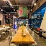 Thiết kế nội thất quán cafe tại Bạc Liêu