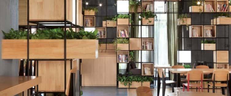 Mẫu quán cafe để học bài ở Hà Nội