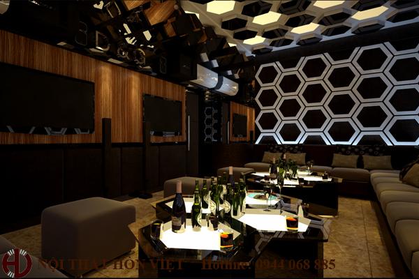 thiet ke noi that quan karaoke 7034321Thiết kế nội thất quán kraoke 1 - Thiết kế phòng karaoke