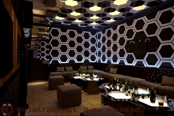 thiet ke noi that quan karaoke 741541Thiết kế nội thất quán kraoke 2 - Thiết kế phòng karaoke