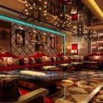 Thiết kế nội thất quán karaoke tại Hải Phòng