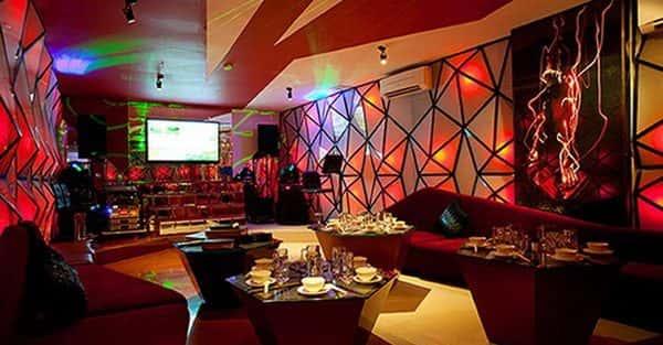 Thiết kế nội thất quán karaoke tại Thái Bình