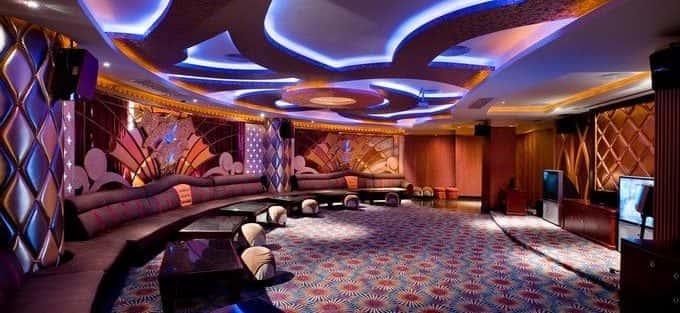 Top 10  mẫu thiết kế nội thất quán karaoke đẹp nhất 2016