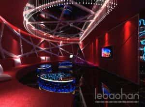 thiet ke noi that quan karaoke thiet ke phong karaoke dep 4 300x221 - Thiết kế nội thất quán karaoke tại Trà Vinh