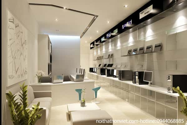 thiet ke noi that showroom may tinh 3