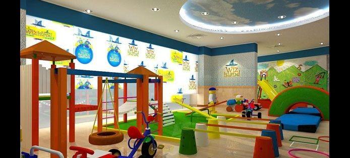 Tư vấn thiết kế nội thất trường mầm non tại Thanh Hóa