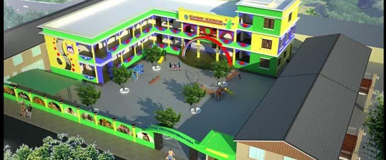 Thiết kế trường mầm non tại Hải Dương