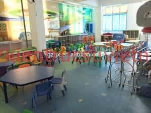 thiet ke noi that truong mam non used school furniture kindergarten furniture kindergarten classroom 300x225 - Thiết kế nội thất trường mầm non tại Hải Phòng
