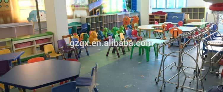 Thiết kế nội thất trường mầm non tại Hải Phòng