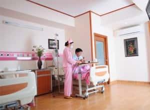thiet ke phong kha tu nhan phong kham da khoa hong ngoc 2 300x219 - Thiết kế phòng khám tư nhân