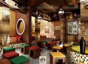 thiet ke quan cafe san vuon urban garden 02 300x219 - Thi công xây dựng quán cafe tại Bắc Giang