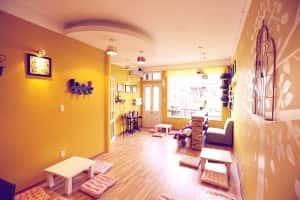 thiet ke quan cafe theo phong cach han quoc thiet ke quan cafe han quoc 1 300x200 - Các dự án thiết kế quán cafe đã thực hiện theo phong cách Hàn Quốc
