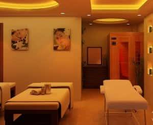thiet ke spa dep  300x246 - Thiết kế nội thất spa đẹp