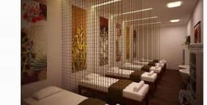 thiet ke spa dep 30 300x152 - Thiết kế nội thất spa đẹp
