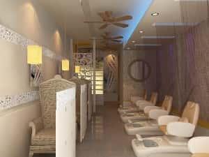 thiet ke spa dep 31 300x225 - Thiết kế nội thất spa đẹp