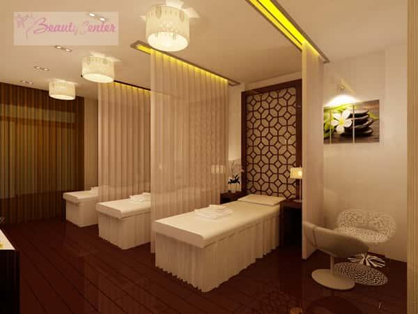 7 thi t k n i th t spa sang tr ng ng c p nh t d nh cho for Acapulco golden tans salon