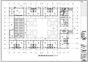 thiet ke truong ma non ms004 300x212 - Thiết kế trường mầm non tư thục, mầm non quốc tế, công lập