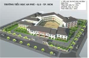 thiet ke truong tieu hoctruong tieu hoc An Phu khu An Binh 300x196 - Thiết kế trường tiểu học
