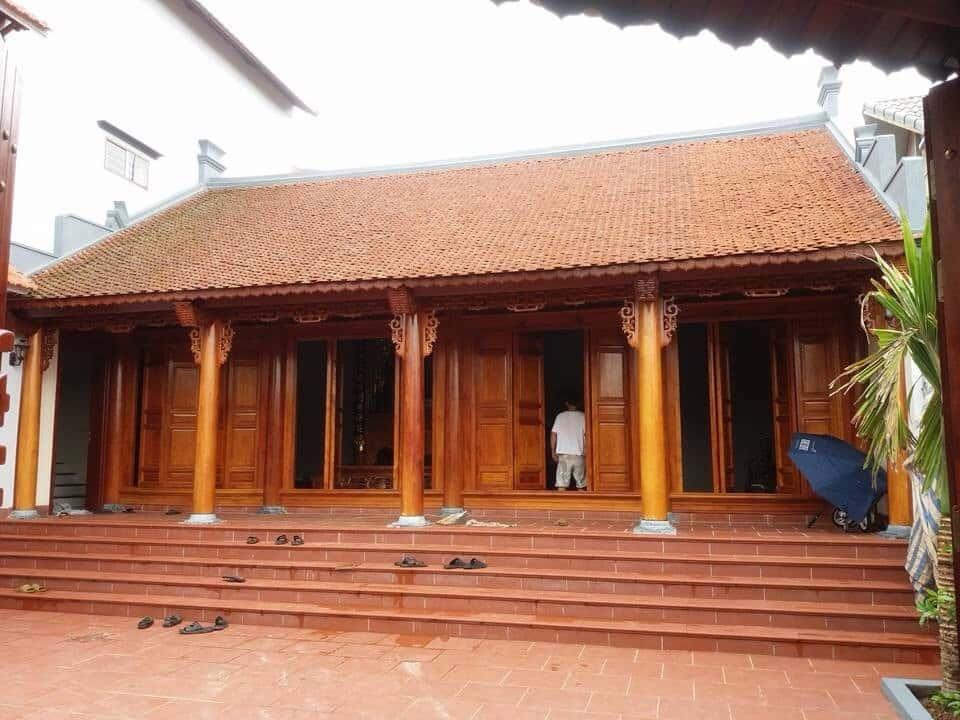 thiet ke va thi cong nha go dep IMG 1141 - Thiết kế và thi công nhà gỗ đẹp