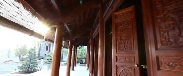 Thiết kế và thi công nhà gỗ đẹp