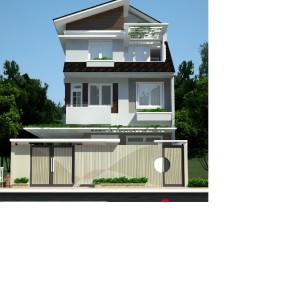tu-van-thiet-ke-nha-pho-8x20m-dep-theo-xu-huong-moi-nhà 2 tầng 8x20m