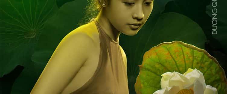 Mê mẩn chiêm ngưỡng Bộ ảnh nghệ thuật của Dương Quốc Định