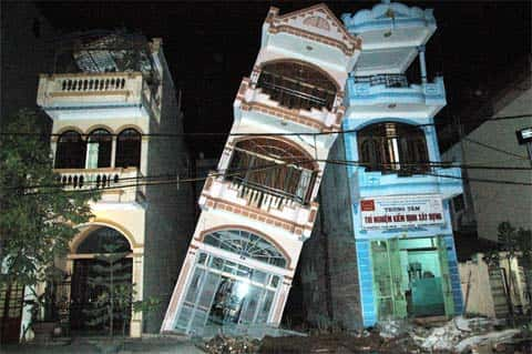 20140725081536 nha - Những nguyên nhân dẫn tới các vụ sập nhà