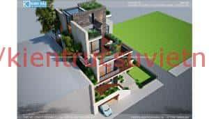 PC4 300x171 - Kts Nguyễn Văn Trình tư vấn thiết kế biệt thự Viêng Chăn Lào