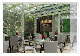 kien truc quan cafe dep15 - Thi công xây dựng quán cafe tại Đồng Tháp