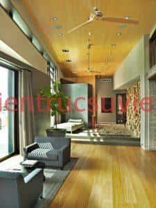 nha dep 005 225x300 - Mẫu thiết kế nhà đẹp phong cách hiện đại