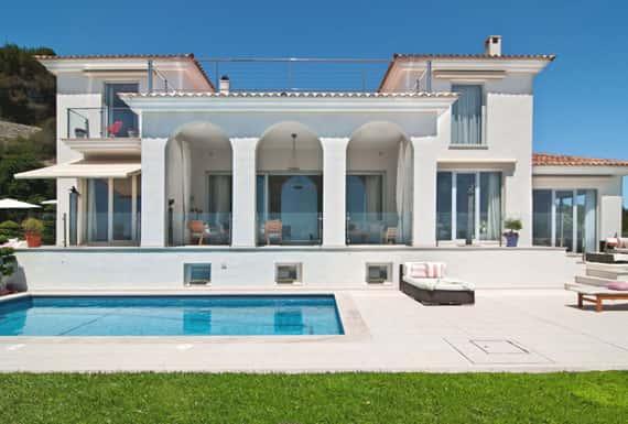 thiet ke biet thu co be boi 11.mau biet thu nha dep co ho boi ktshanoi.net  - Các dự án thiết kế nhà biệt thự có bể bơi đẹp đã thực hiện