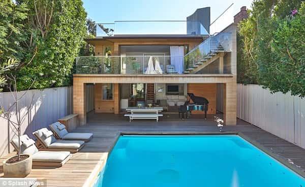 thiet ke biet thu co be boi 1366206284670 - Các dự án thiết kế nhà biệt thự có bể bơi đẹp đã thực hiện