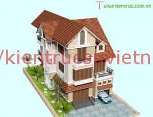 thiet ke biet thu co gara oto dep a81 300x230 - Tư vấn mẫu thiết kế biệt thự đẹp ở Đà Nẵng