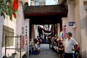 thiet ke kien truc cong lang dep 085350baoxaydung image003 300x200 - Kiến trúc và văn hóa cổng làng người Việt