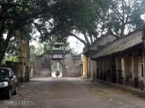 thiet ke kien truc cong lang dep 16102012 conglang1 300x223 - Kiến trúc và văn hóa cổng làng người Việt