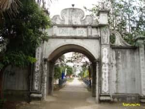 thiet ke kien truc cong lang dep 35 full 300x225 - Kiến trúc và văn hóa cổng làng người Việt