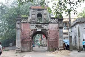 thiet ke kien truc cong lang dep 678 300x200 - Kiến trúc và văn hóa cổng làng người Việt