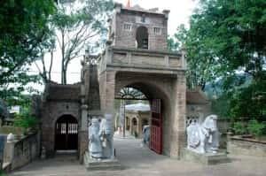 thiet ke kien truc cong lang dep CONG PHU TC 300x199 - Kiến trúc và văn hóa cổng làng người Việt