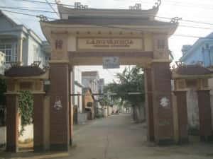 thiet ke kien truc cong lang dep unnamed1 300x225 - Kiến trúc và văn hóa cổng làng người Việt