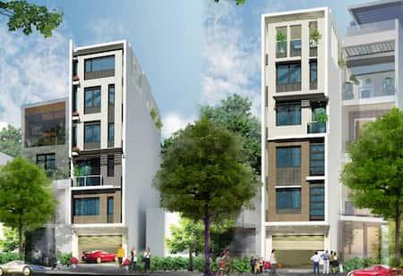 thiet ke nha ong 6 tang - Thiết kế nhà 6 tầng đẹp