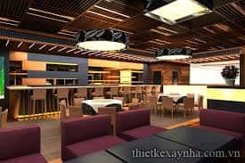 thiet ke quan cafe 47 - Kiến trúc độc đáo quán Cà phê Hồng Công