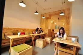 thiet ke quan cafe15 - Kiến trúc độc đáo quán Cà phê Lữ Khách Việt